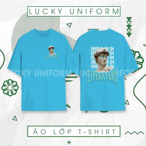 Áo T-shirt Xanh Baby